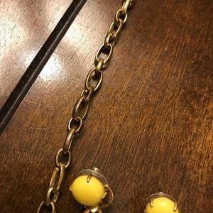 Stella & Dot Jewelry - Stella &Dot necklace and earrings set